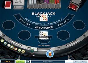 Il gioco del blackJack online versione italiana