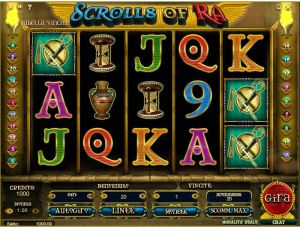 Slot machine online in flash