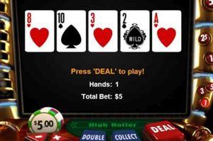Il gioco del poker online