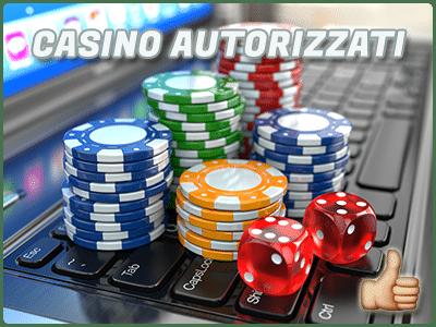 I casino online autorizzati aams in Italia