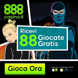 Recensione casino online 888 Slot Diabolik