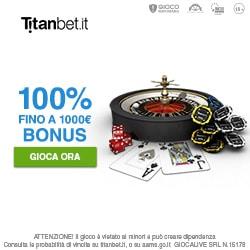 La Roulette di Titanbet