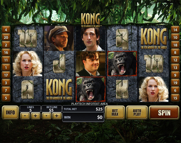 La Slot King Kong Snai