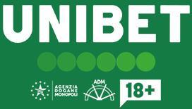 Il logo unibet